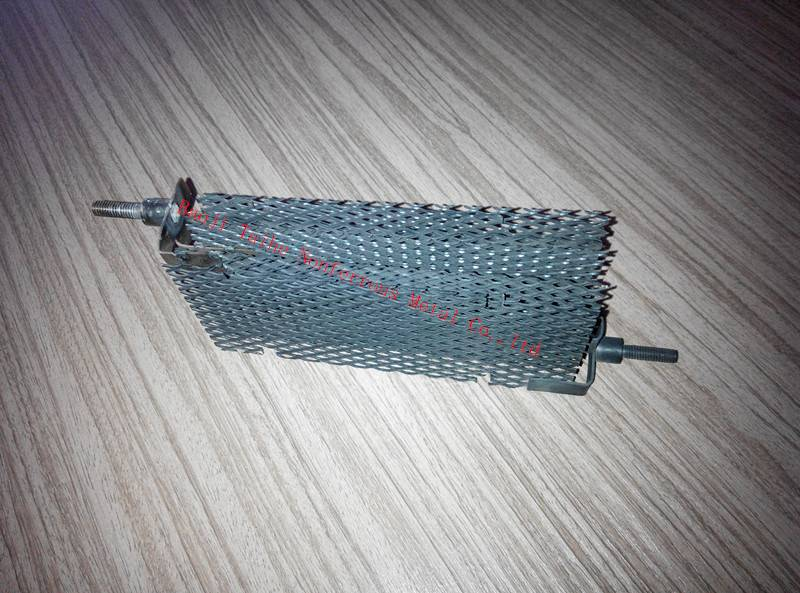 Titanium anode for electrolytic water