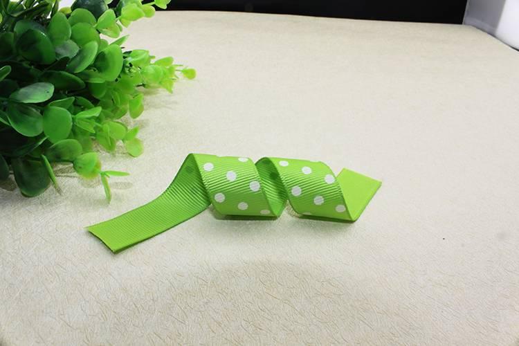 wonderful printed grosgrain ribbon