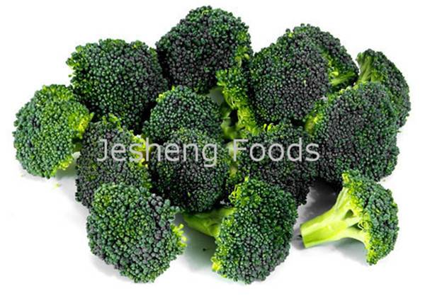 Selling IQF broccoli