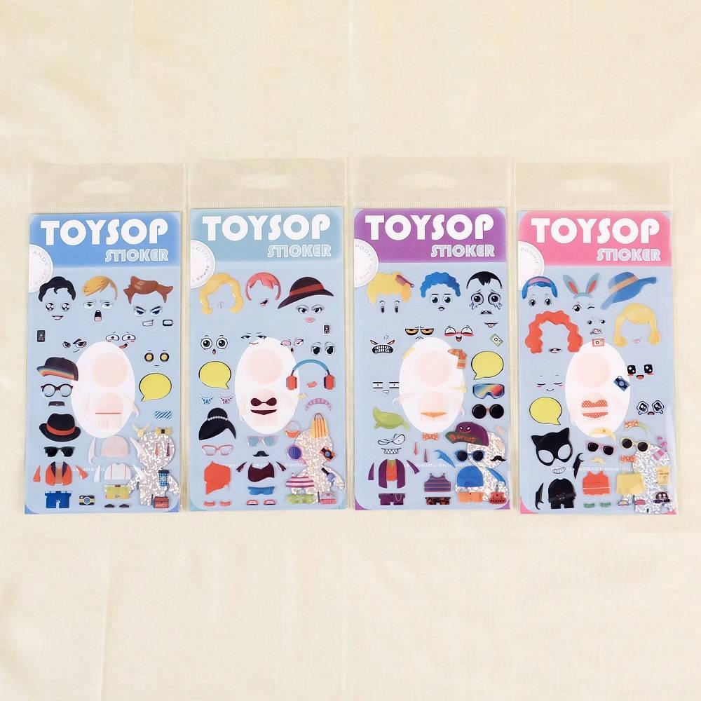 TOYSOP Sticker