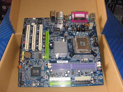 IBM ThinkCentre E50 Motherboard 41D1794