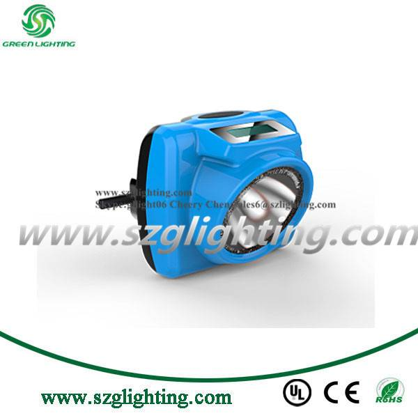 water proof explosion proof light miner cap lamp for mining equipment