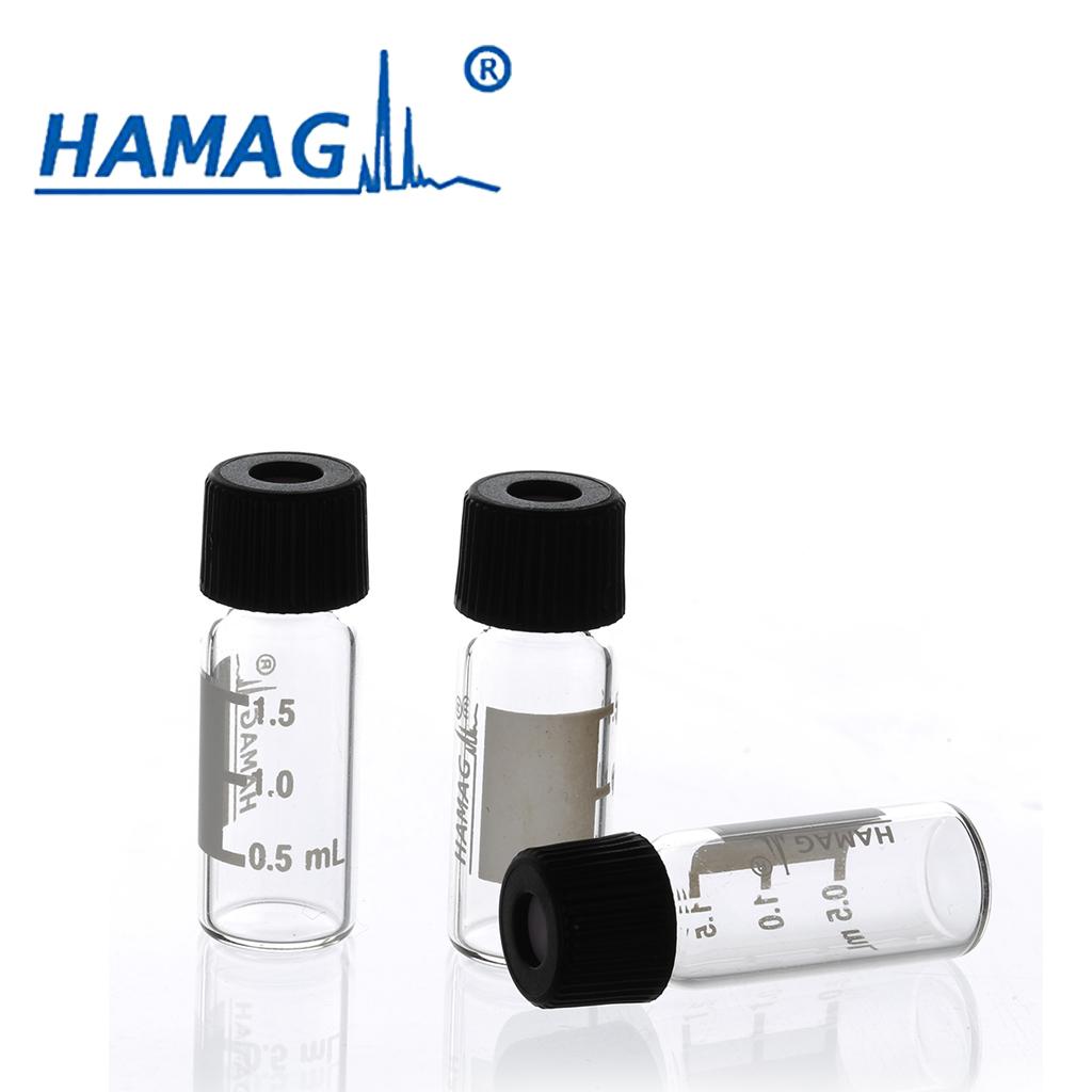 Autosampler vials caps septa China manufactures suppliers factory
