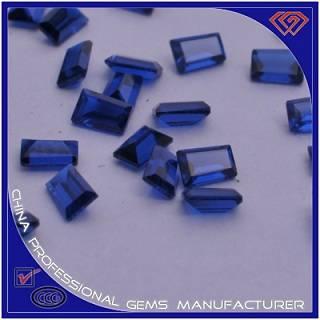 New Product Shape Blue Sapphire