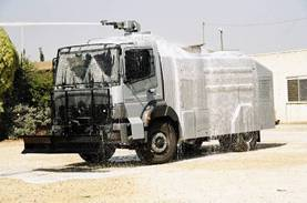 Anti Riot Vehicles