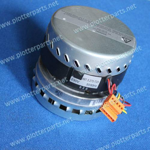 Turbine assembly - For 110-127VAC (+/- 10%) operation Q6668-60007 for the HP DesignJet 9000S 10000S