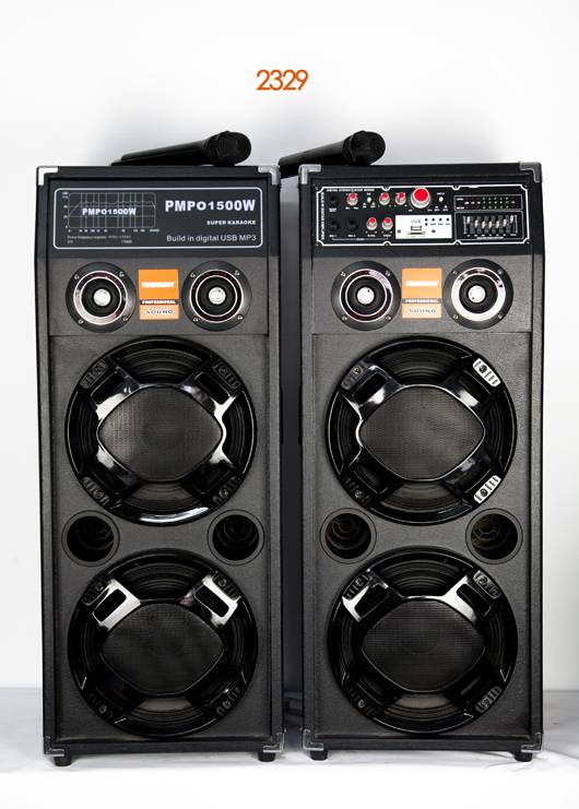 Professional audio stage active speaker MODEL2329