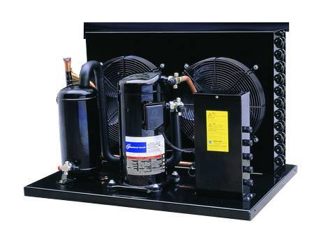 Emerson condensing units
