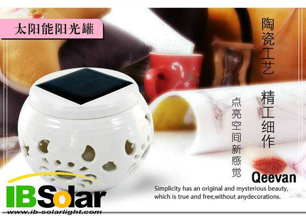 Wholesale supply hot sells solar lighting solar jar light supplier