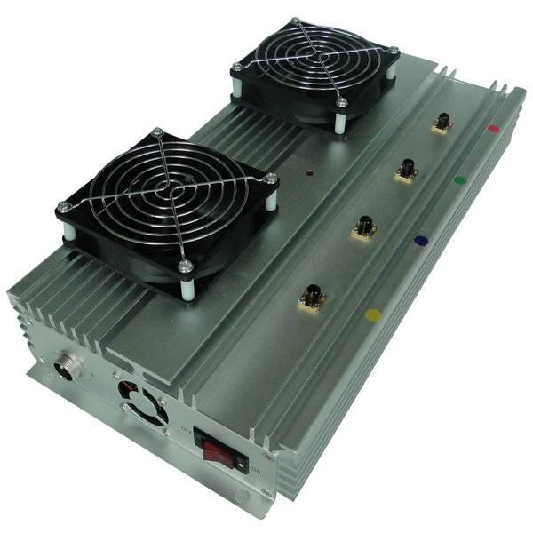 45W High-power Indoor Cellphone Jammer, 100m Shielding Range