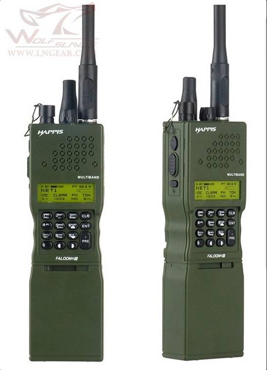 Non-Functional Dummy PRC - 152 Radio Interphone Model