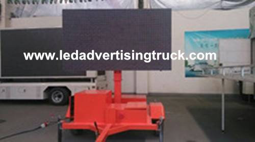 mobile led screen, mobile led vehicle