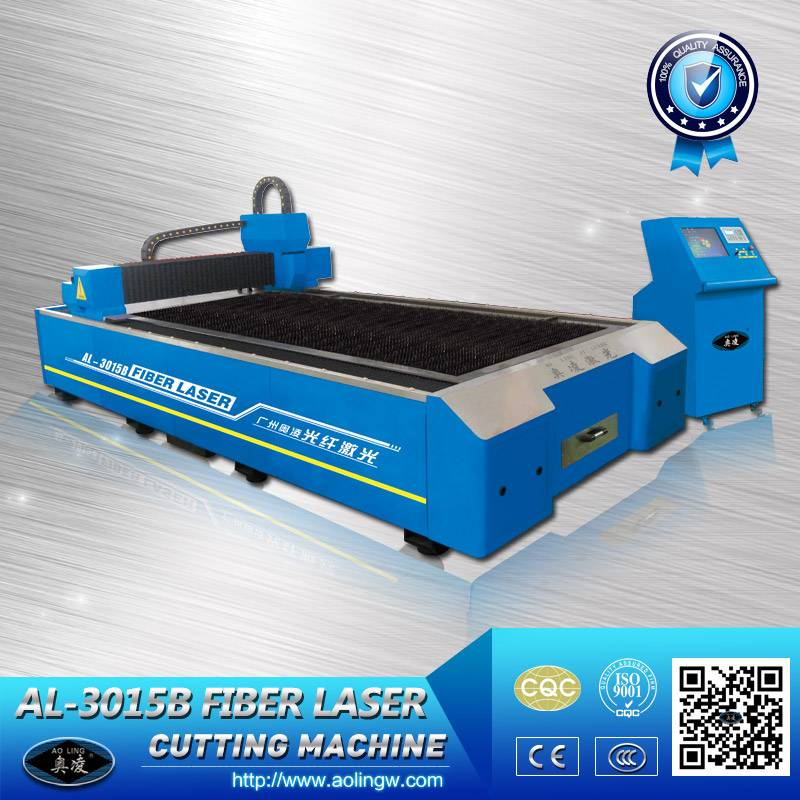 Hot Selling 500W Fiber Laser CNC Metal Cutting Machine