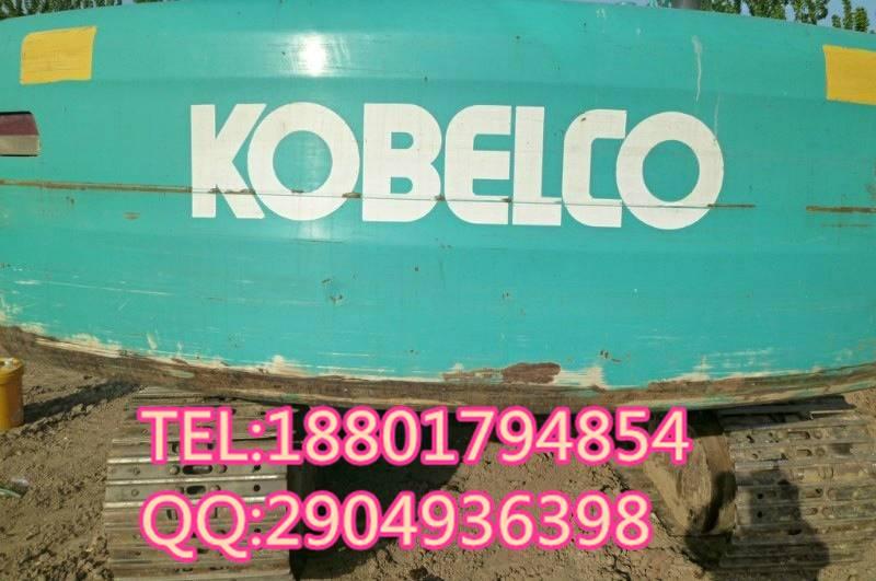 used KOBELCO 200-6E excavator