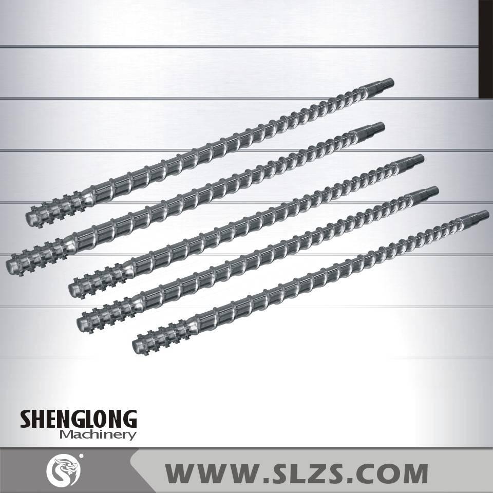 single extruder screw barrel