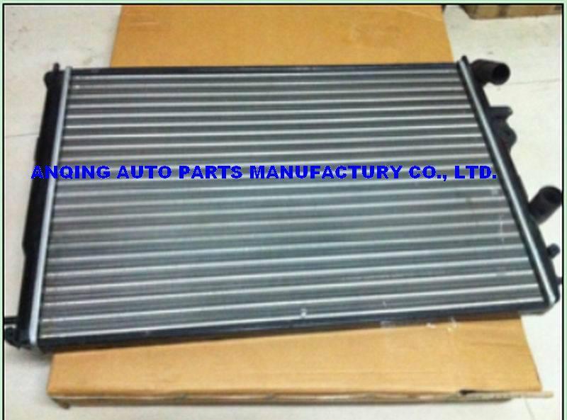 auto Aluminum radiator for Dacia 8200189288