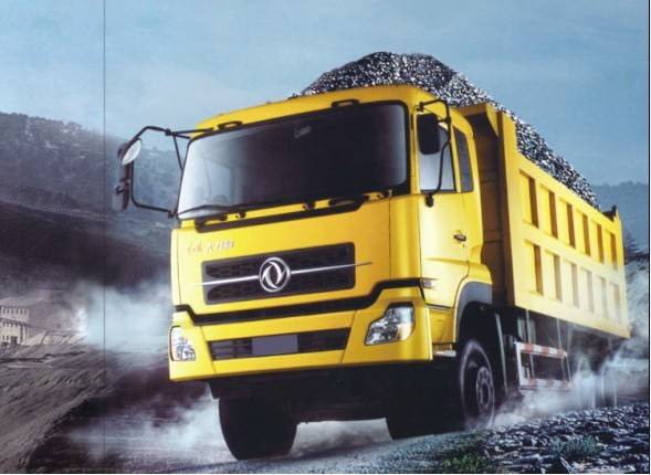 9-11TON Dump Truck Tipper on sales