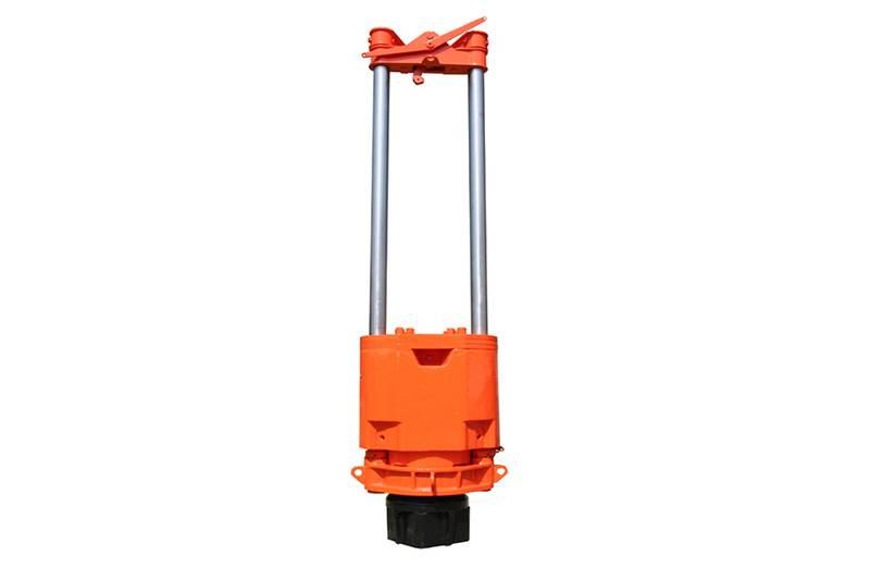 Rod-Type Diesel Pile Hammer