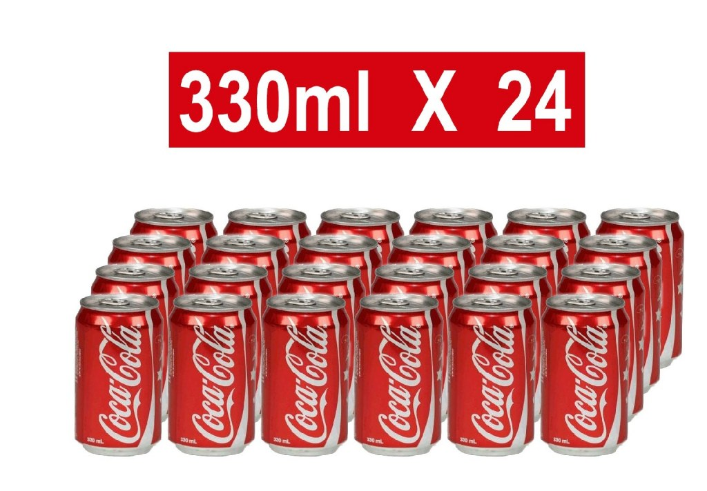 Coca-cola soft drinks 330ml