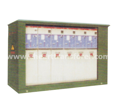 XGW15-12/24 Outdoor Intelligent Sub-section Post (Outdoor Ring Net Cabinet)