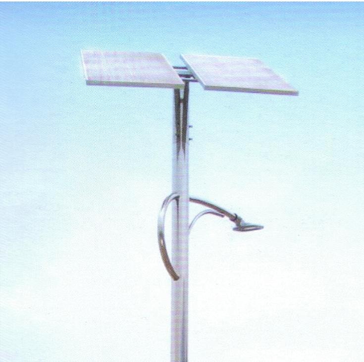 Solar-powered LED Street Lighting