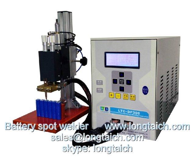 LTC-DP300 factory direct sale Micro welding machine, Battery spot welder, spot welder for solar car