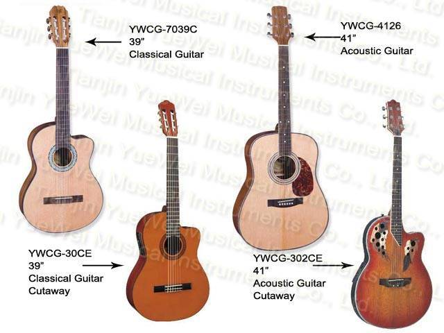 Classical & Acoustic Guitar string instrument