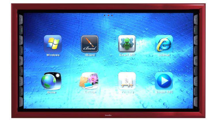 Interactive Flat Panel Display (ZL-3060IL)