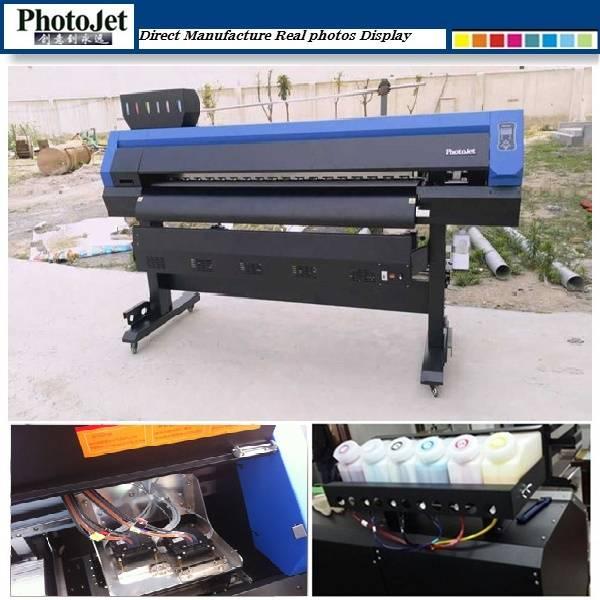 With Espon printer head Digital printer machine selling
