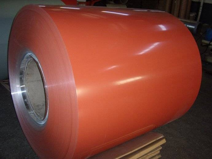 color coated aluminum sheet/coil