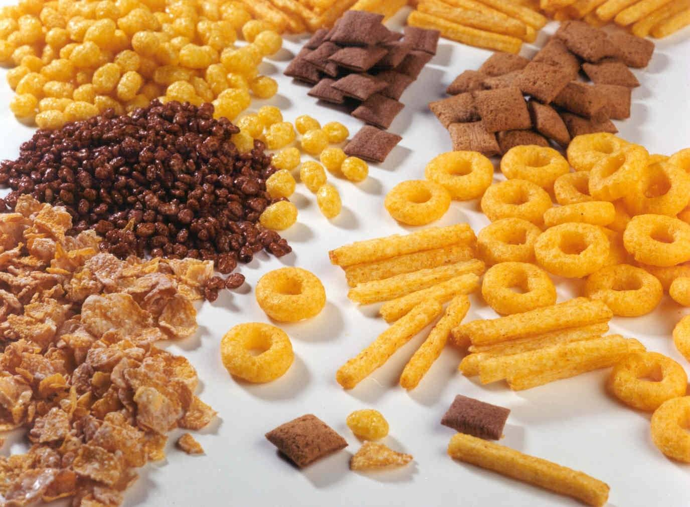 driving forces in snack food industry
