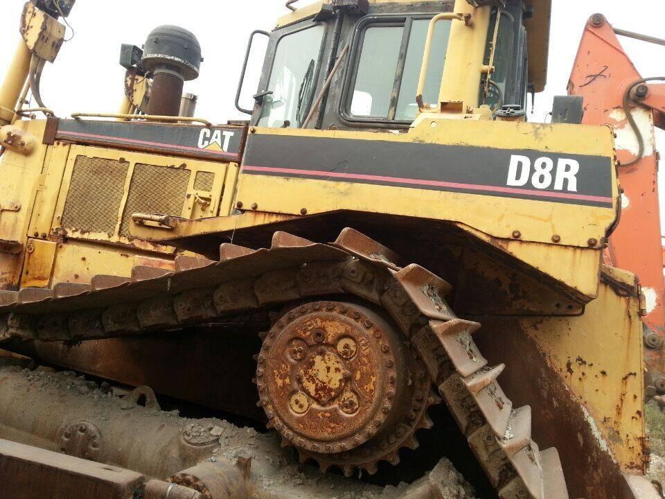 Used Caterpillar D8R Bulldozer,Used Cat D8R Bulldozer