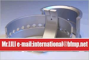 Germany main bearing,conn rod bearing,bush,bolt manufacturer