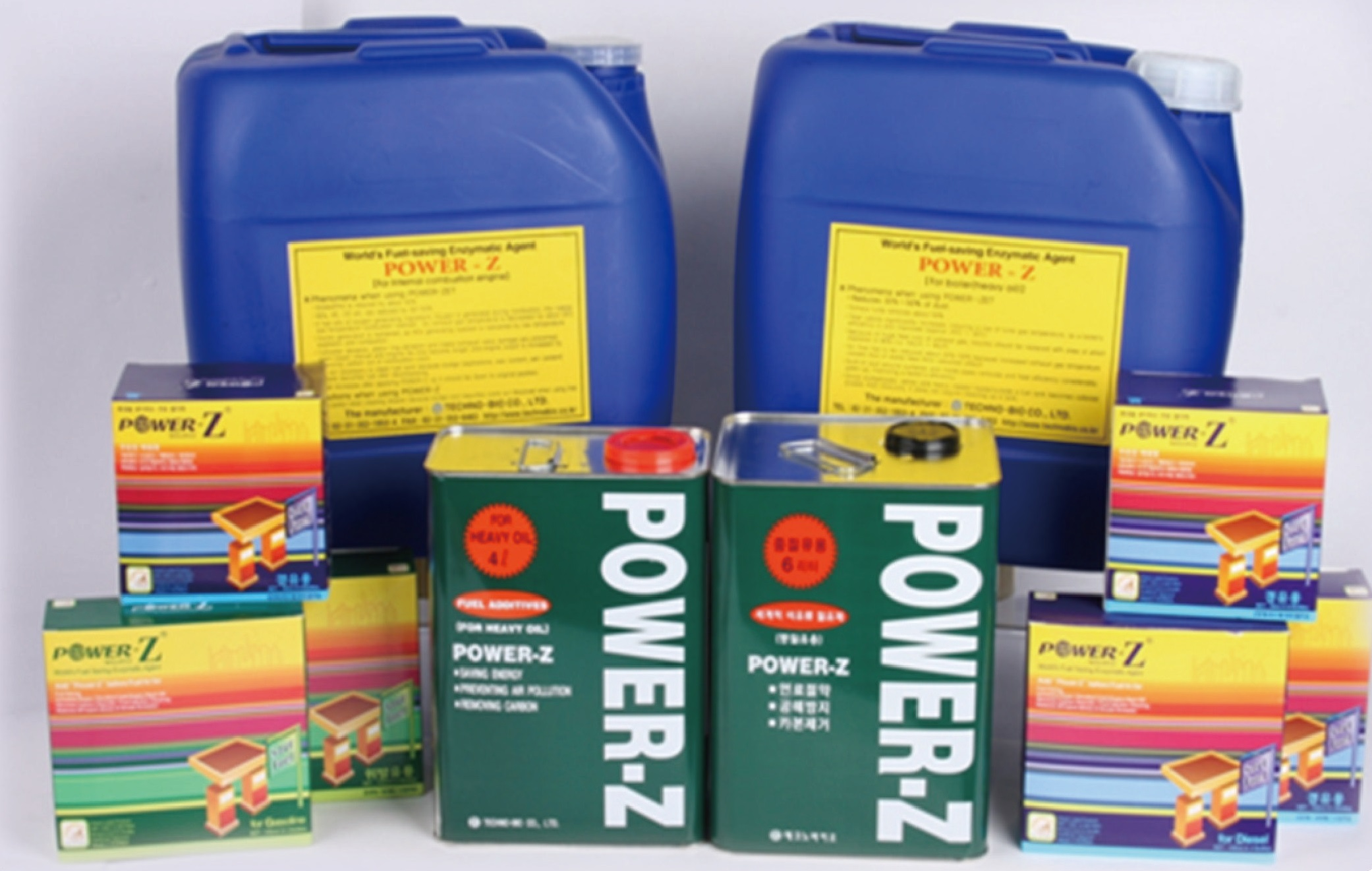 Eco-friendly Fuel Additives Power-Z
