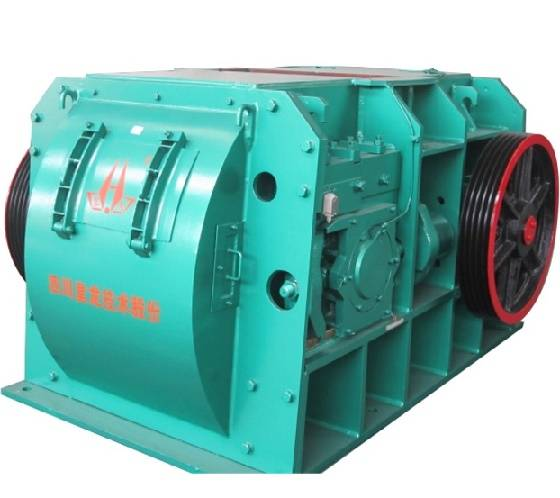 HLPMC Series Double Roll Crusher
