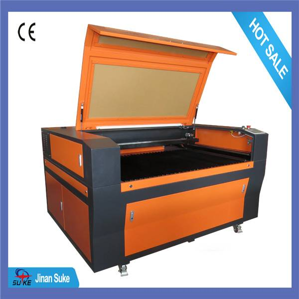 acrylic laser engraving cutting machine best price 1390 from Jinan suke