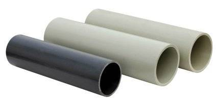Direct connection short pipe fitting(coupler):PVC PP plastic