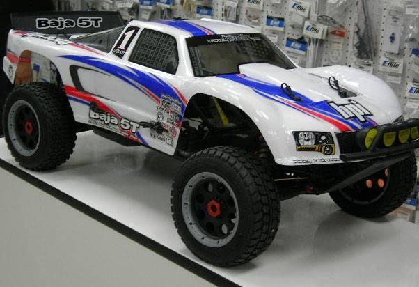 HPI Racing 1/5 Baja 5T Truck RTR HPI10620