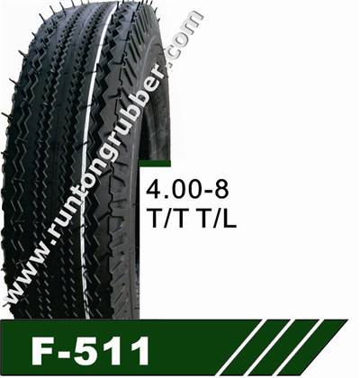 MRF design tricycle tire 4.00-8 135-10 145-10 3.50-10