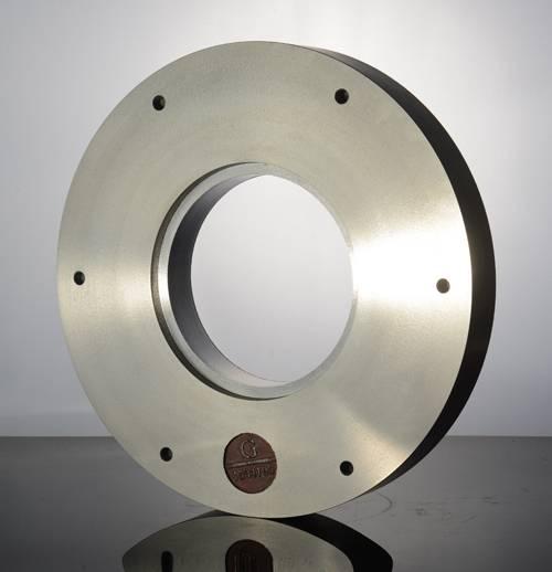 Flashing ball plate