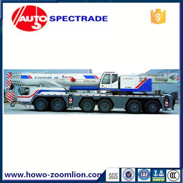 180 ton truck crane Zoomlion QY180