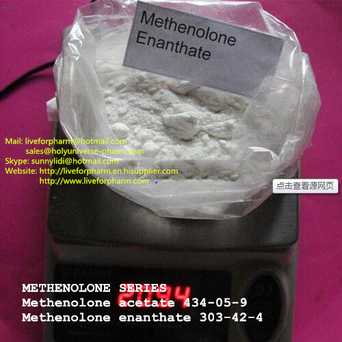 Methenolone Enanthate/Primobolan/CAS303-42-4/98% Methenolone Enanthate Powder