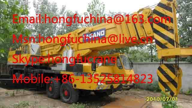 160 TONS TADANO TG-1600M TRUCK CRANE FOR SALE