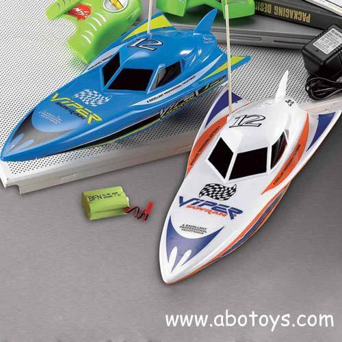 Radio Control Electric Powered Racing Boat