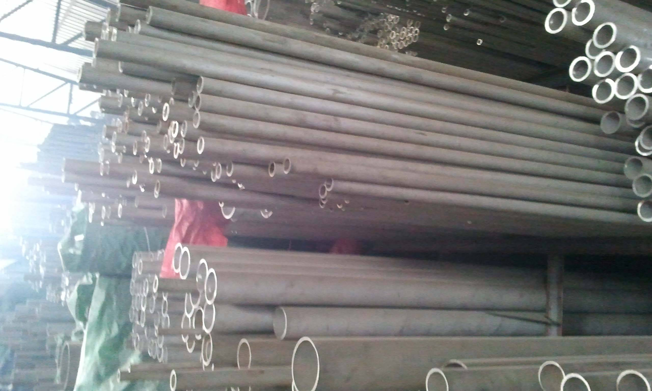 cold drawn 321 stainless steel pipe