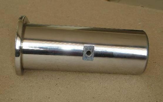 Precise Steel Welding Part