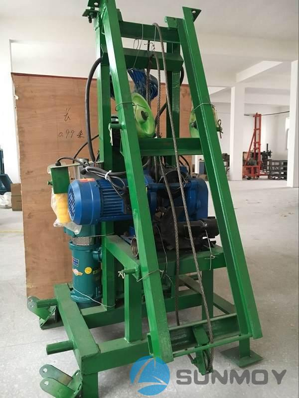 S240D Drilling Rig Portable water well drilling rig,