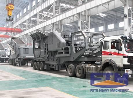 Mobile Jaw Crusher China/Mobile Jaw Crusher Machinery