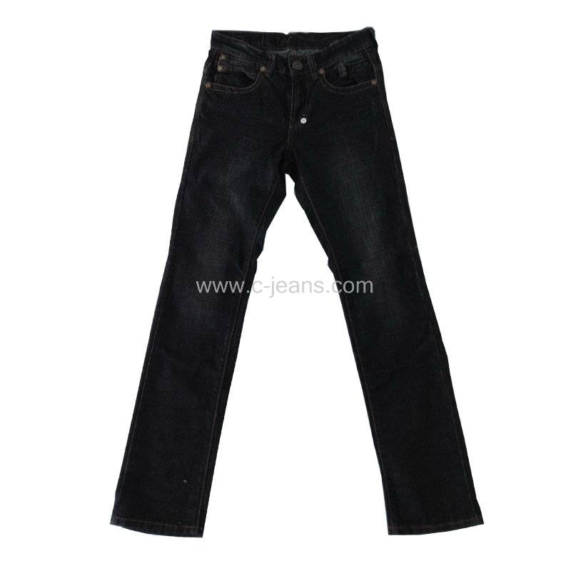 Men's Soft-Washed long Jeans