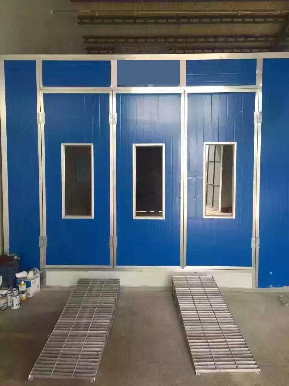 China supplier Spray Booth/automobile paint booth/cabine de peinture
